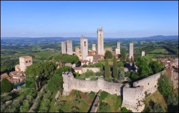 Historic Centre of San Gimignano